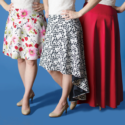 Brook Blossom Skirt Listing Photo