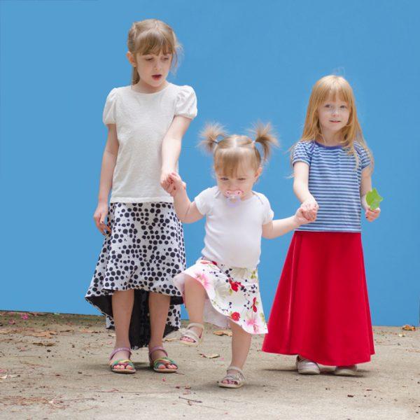 Girls Brook Blossom Skirt Listing Photo