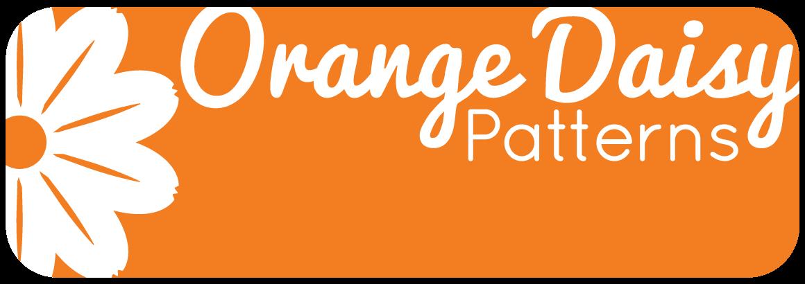 Orange Daisy Patterns